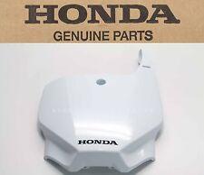 New Genuine Honda Front Visor Number Plate 03-08 CRF150 F CRF230 F OEM #L71