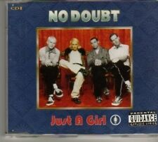 (BN528) No Doubt, Just A Girl - 1997 CD