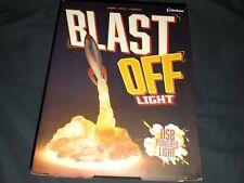 Paladone Blast Off Light - Rocket Lamp NEW IN BOX! FREE SHIPPING!