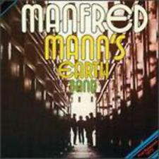 Manfred Mann's Earth Band - Self Titled (s/t) CD NEW OOP COHESION UK