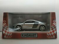 1/32 1/36 AUDI R8 COCHE DE METAL A ESCALA SCALE CAR DIECAST