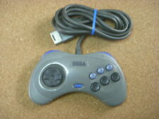 Sega Saturn Official Control pad Gray japan