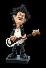 Funny Job Figur - Rockstar Sid - Warren Stratford lustige Musiker Deko