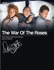 War of The Roses Filmmaker Signature Blu-ray Region 1 024543810216