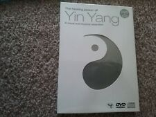 the healing power of yin yang dvd and cd new and sealed freepost