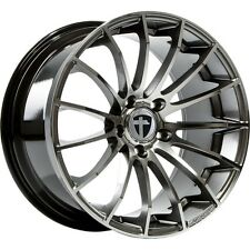 18 Zoll Tomason TN9 8.5x18 Hyperblack Diamond polished LK 5x108 et40 NEU TN9