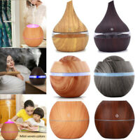 LED Intelligent Humidifier Essential Oil Diffuser Aroma Aromatherapy Purifier