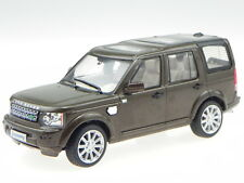 Land Rover Discovery 4 2010 marron Met. coche en miniatura Wb269 Whitebox 1 43