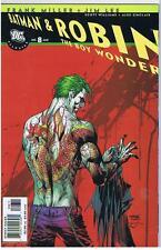 DC Batman & Robin The Boy Wonder #8 Frank Miller Jim Lee