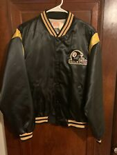 Vintage Pittsburgh Steelers 70s/80s Satin Jacket Medium Snoop Dogg Wiz Khalifa