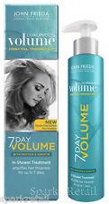 John Frieda Luxurious Volume 7 DAY VOLUME In-Shower Volumising Treatment 100ml