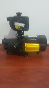 DAVEY XJ70T WATER PRESSURE SYSTEM WITH TORRIUM2 AUTOMATIC CONTROLLER