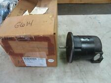 General Electric D/C Motor Model: 5BC26AC385B 250V 1/10 HP 5000 RPM (NIB)