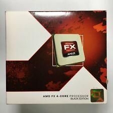AMD FX-4100 3.6GHz Quad-Core (FD4100WMGUSBX) (FD4100WMW4KGU) AM3+ Processor CPU