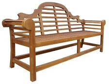 Marlborough Bench,  Brand New,  Solid Teak SELLS AT RETAIL FOR $999 +
