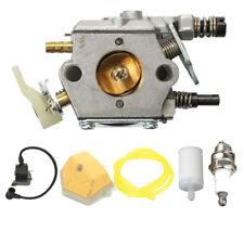 Carburetor Ignition Coil Air Filter Kit for Chainsaw Husqvarna 51 55