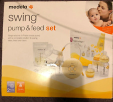 Medela Swing Single Electric Breast Pump Store And Feed Set