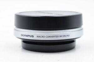 Olympus MCON-P01 Macro Converter #983