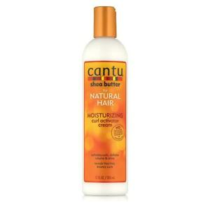 Cantu Shea Butter Moisturizing Curl Activator Cream 355ml/12oz - Australia Stock