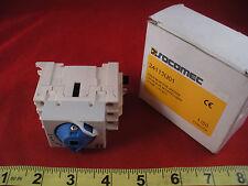 Socomec 2411 3U01 Manual Motor Controller LBS M Base Mount 24113U01 2410 20a 3P