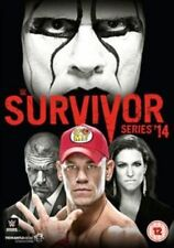 WWE Survivor Series - 2014 DVD 5030697029430