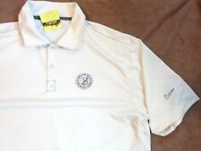 Nwot Nike Dri Fit Golf,Tour Performance Oakland Hills C C,S/S Shirts Md Men