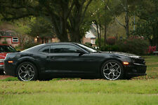 MRR M228 20x10/20x11 5x120 Gun Metal Rims Fits Camaro SS RS Package 2010 11 12