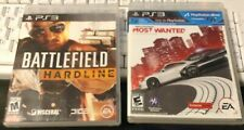 Need For Speed Most Wanted - & Battlefield Hardline