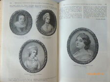 Miniature Portraits Art Cornwall Travel Rare Old Victorian Antique Articles 1884