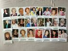 Set Of 26 Coronation Street Cast Cards (collectible / Rare / Itv).