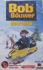 BOB DE BOUWER - WINTERSPECIAL  - VHS