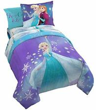 Disney Frozen 'Magical Winter' 7 Piece Full Bed In A Bag