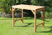 Heavy duty potting table