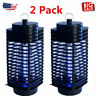 2X Electric Mosquito Fly Bug Insect Zapper Killer Trap Lamp 110V Stinger Pest F5