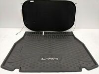 2018 2019 2020 TOYOTA C-HR REAR FLOOR COVER W/ SHADE COVER OEm USED # 848505