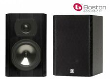 Boston Acoustics CS 23 schwarz  CS23 Paar Regallautsprecher  150 Watt
