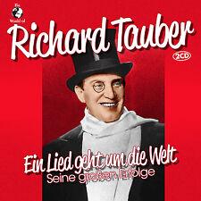 CD Richard Tauber Ein Lied Geht Um Die Welt    2CDs