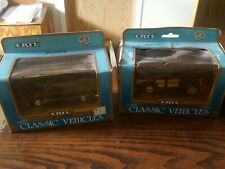 LOT OF 2 - NEW CLASSIC VEHICLES 1:43 DIE-CAST