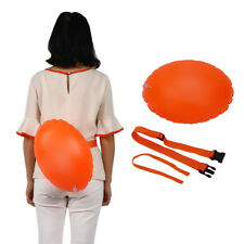 UK_ SAFETY SWIMMING INFLATABLE FLOAT BUOY FLOTATION BALL FOR OPEN WATER SEA SUPR
