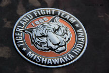 D983 tiger rund Auto 3D Emblem Badge Aufkleber PKW KFZ emblema Car Sticker