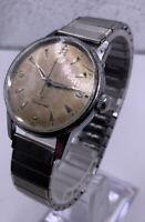 Vintage Wyler incaflex Dynawind Automatic Men's watch Running.