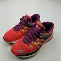 Saucony Womens Zealot ISO 2 Running Shoes Multicolor Low Top Lace Up 8.5 M