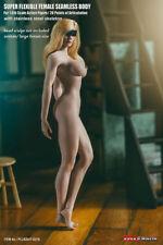 US 1/6 TBLeague S21B Female Seamless Body Flexible Suntan Large Breast Model Toy