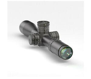 Arken Optic SH4 6-24X50 GEN2 FFP MOA VPR Illuminated Reticle with Zero Stop