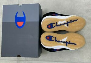 Mens Champion Zone Mid 93 Suede Trainers Sneakers Casual Gym Ltd Edition RETRO