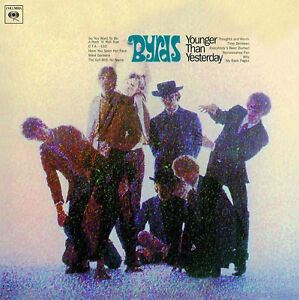 THE BYRDS - YOUNGER THAN YESTERDAY   VINYL LP NEU