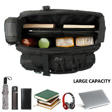 Mens Laptop Case Bags Briefcase Computer Shoulder Work Bag Messenger Crossbody