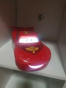 Disney Pixar Cars Lightning McQueen 2011, Talking Rc W/o Remote, 12 Inches