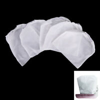 10Pcs White Non-woven Replacement Bags For Nail Art Dust Suction Collector Fad