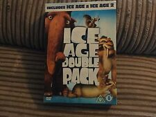 Ice Age Double pack dvd